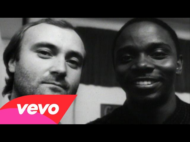 Philip Bailey, Phil Collins - Easy Lover (Video)