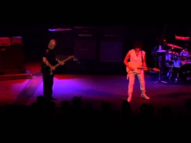 Jeff Beck with David Gilmour - Jerusalem (Live at RAH, 2009-07-04)