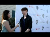 TI Exclusive Calum Worthy At The 6th Annual TJ Martell Family Day