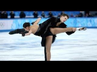 Олимпиада в Сочи 2014! Елена Ильиных и Никита Кацалапов - фигурное катание.