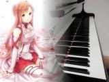 No More Time Machine | Sword Art Online 2 ED2 | Piano Music