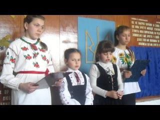 Туропин школа - тримайтесь братики Ми з Вами, нехай в Україні запанує Мир !