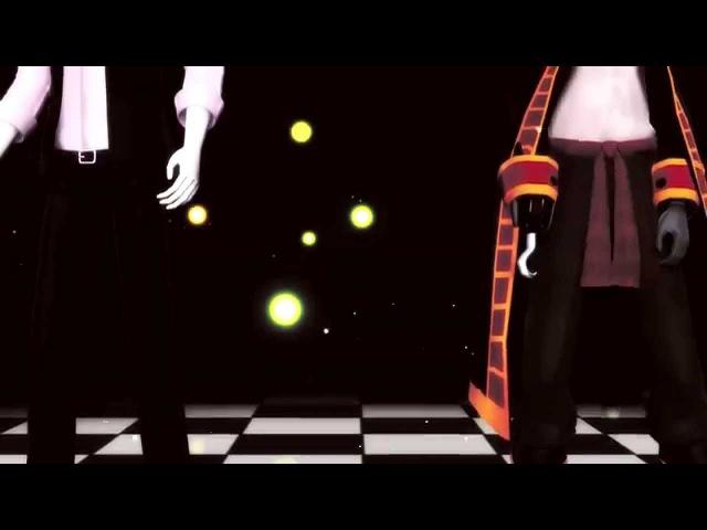 【MMDXFNAF】Scream【Bonnie Foxy】