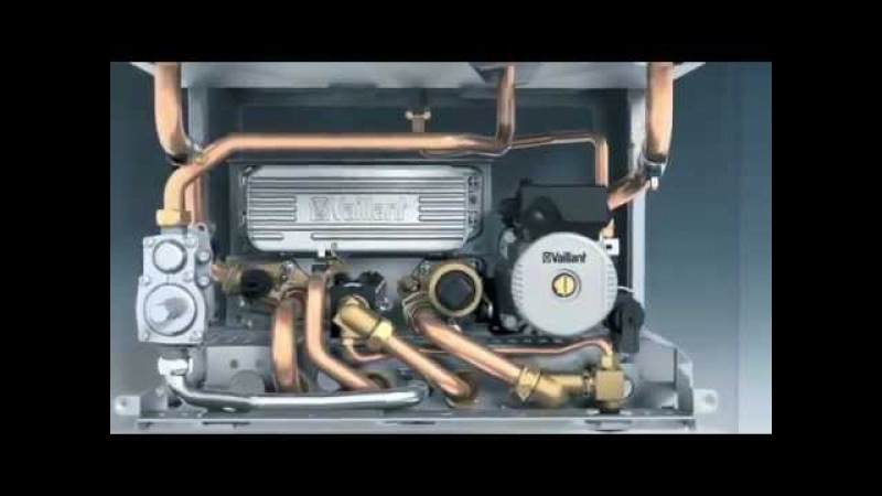 Газовый котел Vaillant turboTEC plus