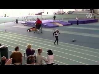 95-летний британец установил мировой рекорд в спринте (новости)