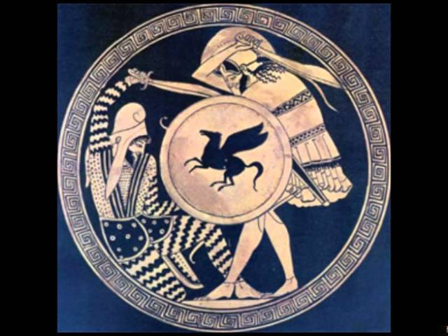 Ancient Greek Music - Paean and Processional