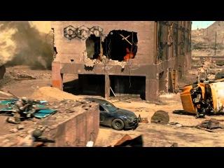 Реклама Dodge Charger и одновременно промо сериала Вызов /Defiance (2013)