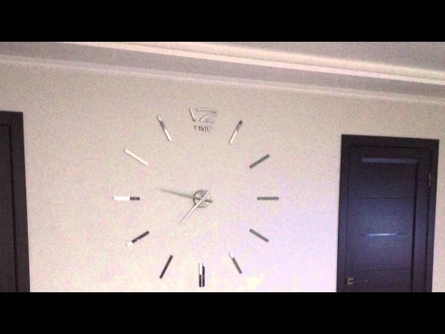 Часы из фото на стену своими руками