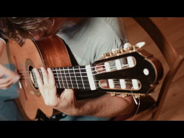Francisco Tarrega: Capricho Arabe (Uros Baric, classical guitar)