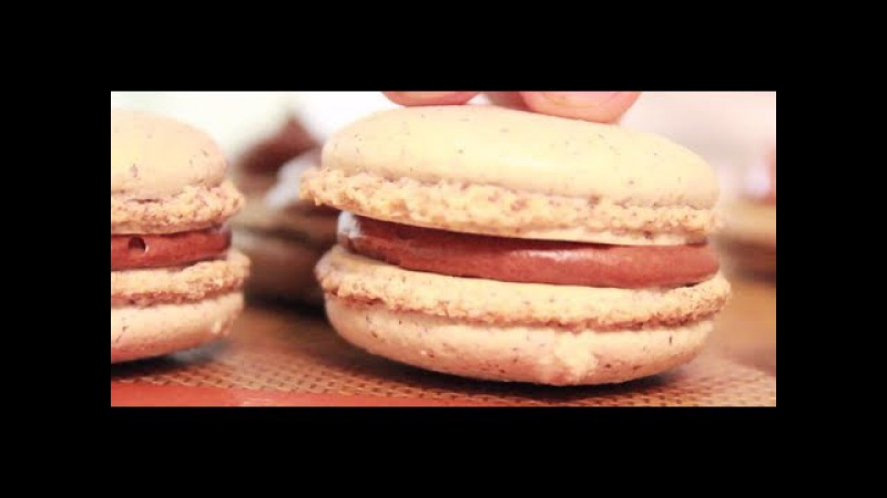 French Macarons-How to and Recipe   Byron Talbott