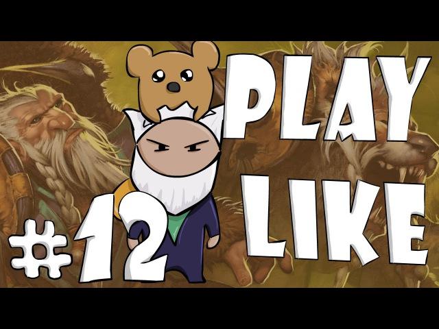 12 Play like Lone Druid (Dota 2 Animation)