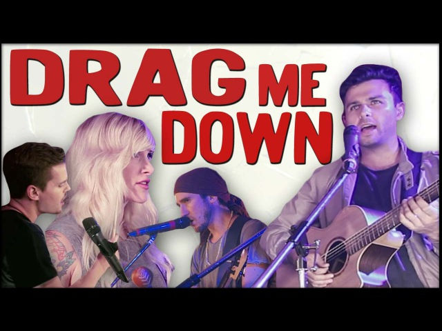 Drag Me Down Walk off the Earth Ft Arkells