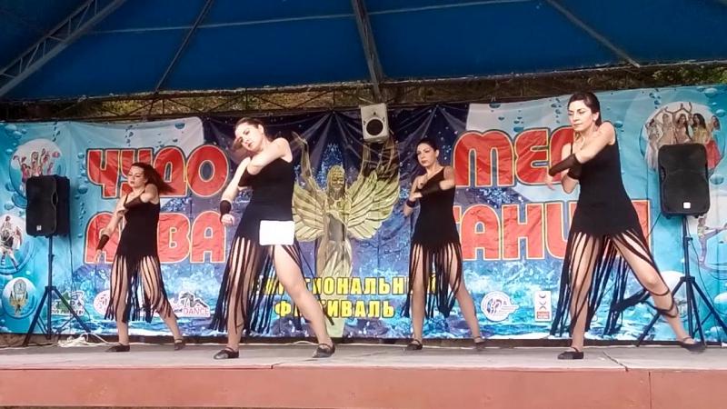 Чудо - аква - мега танцы - 2015 (г.Ростов-на-Дону)
