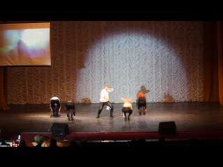 Jonghyun - hallelujah - команда M.A.D. (Москва) - Тогучи 2015