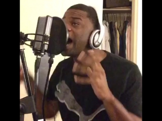 When you still live at home and recording your mixtape (Nigga Vine)
