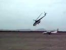 Отличный пилотаж Ми-8.