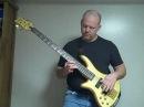 Metallica Anesthesia Pulling Teeth Cliff Burton tribute