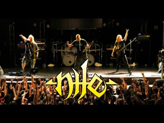 Nile - Live in Cracow 29.11.2012