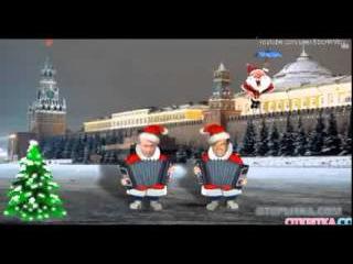 Прикол Новогодние Частушки Путина и Медведева. С Новым 2016 годом  С Годом Обезьяны !