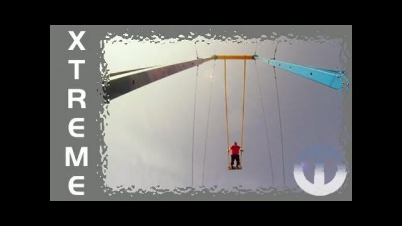 Extreme Swinging | Kiiking | Trans World Sport