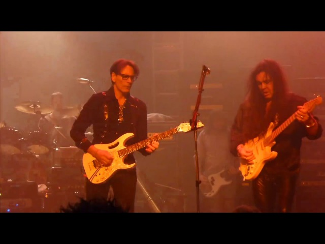 Black Star - Yngwie Malmsteen and Steve Vai - Generation Axe