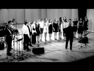 Владимир Сидоркович & Капелла-хор Jazz Friends, хор МКИМ