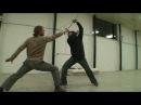 Adorea - Fencing Team: Stage Combat Practice (Dec 2009, music Já taky)