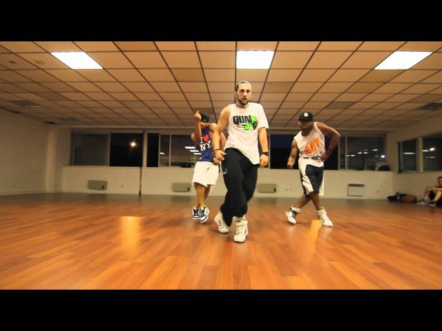 Choreography by Guillaume Lorentz on Mykel (Lovesex)