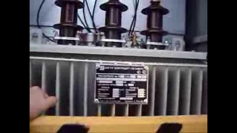 Обзор КТП 10 0 4кВ от Энергощит г Самара