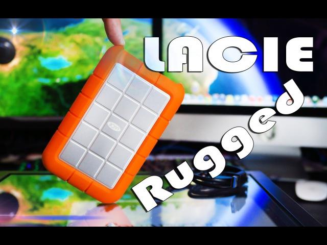 LaCie Rugged Triple USB 3 0 2TB Обзор