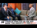 Mike Tyson DESTROYS Reporter
