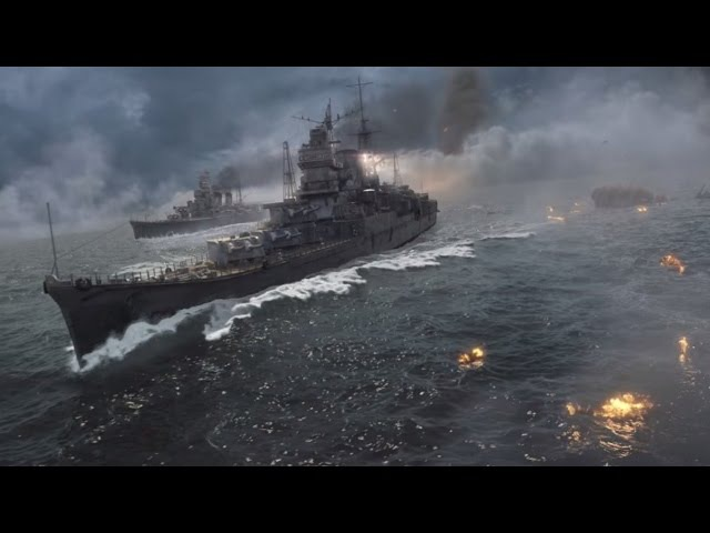 World of Warships Official Open Beta Trailer