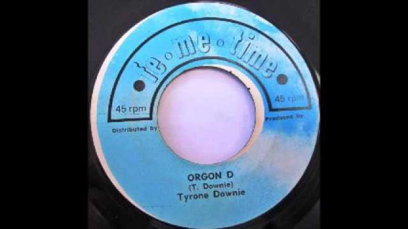 Tyrone Downie - Orgon D [1972]