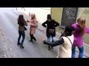 Пака-Вака-Городяка: Танец первокурсниц.