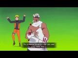 Killer Bee's Rap Japanese + English Dub!@!! - Naruto Ultimate Ninja Storm Generations