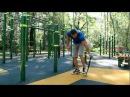 Армрестлинг тренировка с резиной (outdoor arm wresling training)