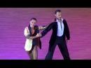 Slavik Kryklyvyy Karina Smirnoff Showcase 1 Kyiv Open 2015 Славик Крикливый и Карина Смирнова