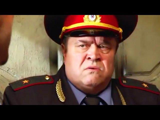 Однажды в милиции 34 серия (2 сезон 14 серия). Честь мундира | Комедия русская