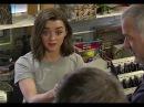 Maisie Williams aka Arya Stark Pranks Game of Thrones Fans