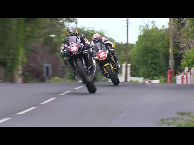322kmh-200mph ISLE of MAN TT