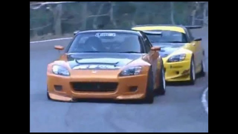 Js Racing S2000 vs Amuse S2000 First Ever Touge Battle Ends in a SADDEN DEATH!