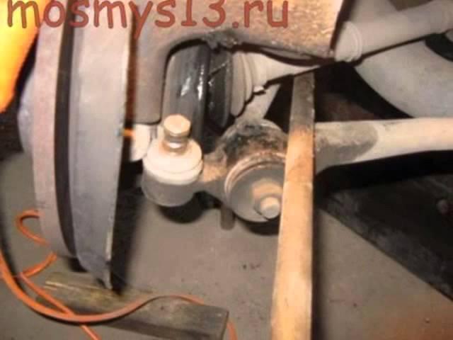 AUDI 100 Меняем шрус пыльник и сальник советы видео фото коллаж
