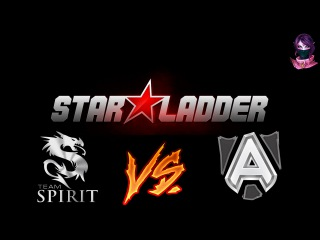 Team Spirit vs The Alliance (bo1) (Ru) | SLTV 13 Lan Finals  (13.01.2016) Dota 2
