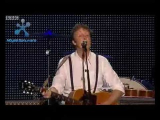 Paul McCartney - Yesterday - Live at Anfield, Liverpool 1st June