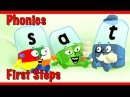 Alphablocks - Word Magic S-A-T (Red Learning Level Step 1)