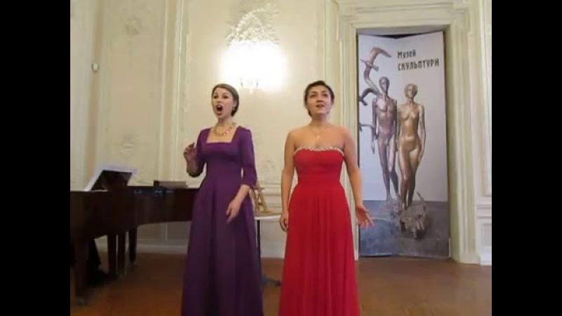 Елена КривовязСоломия Павленко - I bevitori (Donizetti)