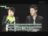 rus sub Kim Hyun Joong - Break Down showcase with SS501 members part 2