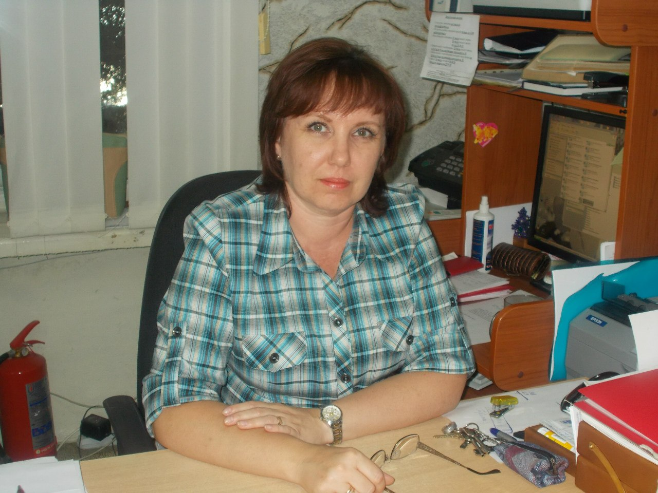 Хворостова Ирина Александровна