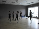 Dance studio JAZZER. Repetition. Contemporary 1