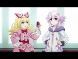 [PuzzleSubs] Choujigen Game Neptune The Animation - 02 [BD HEVC 1080p AAC MCH265]